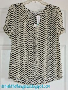 It's the little things...: Stitch Fix #5 ~ Teacher Style