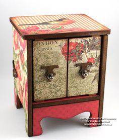 KaiserCraft Mini Cupboard