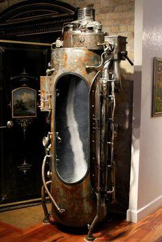"亗 Dr. Emporio Efikz 亗   Tornado 3.0 ""Steampunk"" style tornado vortex generator"