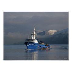 Arctic Mariner, Crab Boat in Dutch Harbor, Alaska