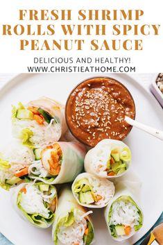 Fish Recipes, Lunch Recipes, Seafood Recipes, Asian Recipes, Healthy Recipes, Ethnic Recipes, Delicious Recipes, Healthy Meals For Two, Healthy Meal Prep