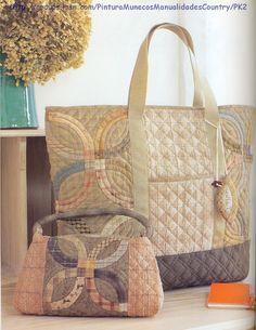 Quilt Bag - Chompoonoot Bunjong - Picasa Web Albums