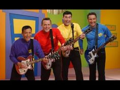 The Wiggles - Lights, Camera, Action, Wiggles! Full Episodes - YouTube
