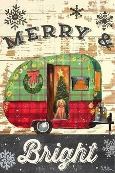 Home Decorative Merry Bright Christmas Garden Flag Plaid Trailer Double Sided, Rustic Xmas Quote House Yard Flag Camper Dog, Winter Holiday Yard Decorations, Seasonal Outdoor Flag 12 X Day Products,Gifts Pro Merry Little Christmas, Plaid Christmas, Vintage Christmas Cards, Retro Christmas, Vintage Holiday, Country Christmas, Christmas Pictures, Christmas Art, Winter Christmas