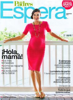 Expecting Models Agency For Ser Padres (Espera) Magazine