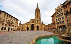Cathedral of San Salvador- Oviedo