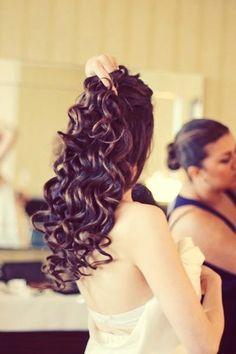 I want curls jut like hers
