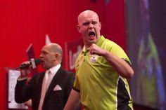 Van Gerwen zdobył tytuł mistrza świata w dartach