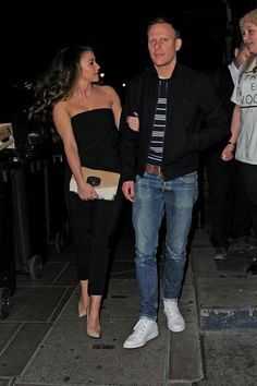 Brooke Vincent Photos: Brooke Vincent Spotted at the Groucho Club