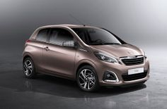 Peugeot 108 - Peugeot will launch its new 108 at Geneva. As with its predecessor, the 107, it's a joint venture with Citroen and Toyota who will both be revealing the equivalent replacements for the C1 and Aygo. Click for more.