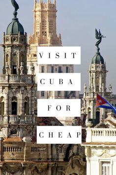 By implementing the following tips and tricks, Cuba may just prove to be among the cheapest countries you've ever been. Click pin through to post.