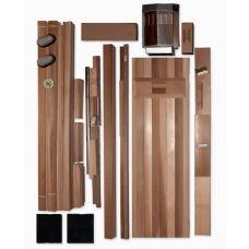 4 X6 Home Sauna Kit Diy Precut Heater Package Finished