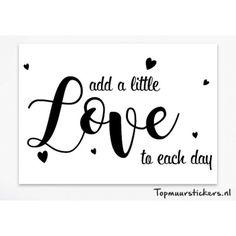 Kaartje - Add a little love