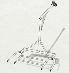Biga, the Bike Trailer: 15 Steps (with Pictures) Trailer Diy, Bike Trailer, Trailer Plans, Bicycle Sidecar, Bicycle Pedals, Bike Carrier Rack, Beer Bike, Recycled Bike Parts, Mini Jeep
