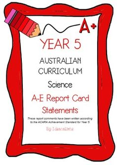 * Now UPDATED to align with of the Australian Curriculum* Report card writing has never been easier! Save time and be confident that your comments are well written and designed to align to the Australian Curriculum Achievement Standards. Paragraph Writing, Persuasive Writing, Writing Prompts, Writing Rubrics, Year 5 Maths, Report Card Comments, Health And Physical Education, Poetry Lessons, Report Writing