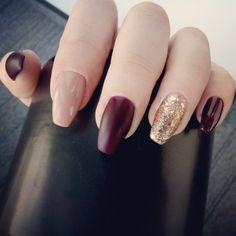 essie nail color, bordeaux - Makeup - Beauty - Macy's