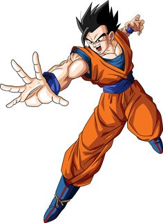 Ultimate Gohan by RayzorBlade189 on  DeviantArt