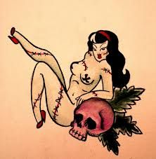 26 Mejores Imágenes De American Tattoo Traditional Pin Up Pin Up