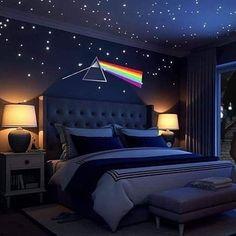 Arte Pink Floyd, Acid Rock, Dream Bedroom, Convertible, Wattpad, Furniture, Wallpaper, Home Decor, Home