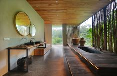 Photo 15 of 18 in An Incredible Vacation Villa in the Balinese Jungle That's Part Chameleon - Dwell