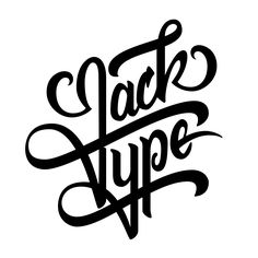 "Logo for ""JackType""  More on: https://instagram.com/jacktype/"