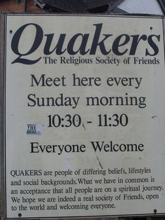 Image result for Liberal Quakerism