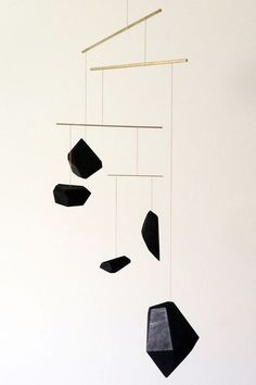 Photo (life on sundays) diy home decor, mobiles, mobile art, hanging mobile Mobiles Art, A Well Traveled Woman, Mobile Sculpture, Baby Mobile, Kinetic Art, Hanging Mobile, Design Inspiration, Home Decor, Elizabeth Parker