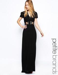 Petite dress by Jarlo Petite :: BombPetite.com