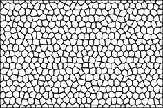 Printable Mosaic coloring Pages for Free / All About Free Coloring . Gaudi Mosaic, Mosaic Art, Mosaic Drawing, Mosaic Patterns, Wall Patterns, Coloring Pages For Kids, Coloring Books, Adult Coloring, Monochrome Photography