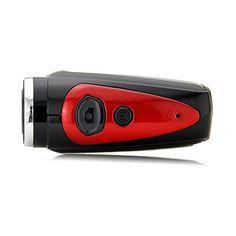 Pugo Top® Waterproof Hd Sportcam Hd720p Sportscam 30fps 1.3 Mega Pixels Cmos 120° Wide Angle Lens Waterproof Sports Outdoor and Home Security Hd Dv/car Dvr/camera Red Pugo Top http://www.amazon.com/dp/B00PXY1IB8/ref=cm_sw_r_pi_dp_hr1Tub1S60Z2P