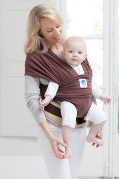 957c5a3d5aa Our baby carrier in brown. My favourite colour but our least purchased  colour!