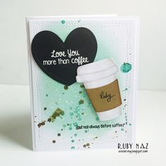 a rare ruby: More Than Coffee