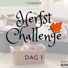 DAG 1 | 7-Daagse Herfst Challenge
