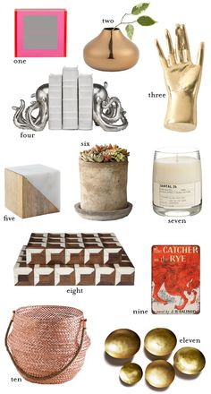 11 Things for a Better Bookshelf | Cupcakes & Cashmere