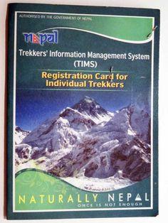 Annapurna Circuit: Jeder Trekker braucht eine TIMS Card - Trekkers Information Management System