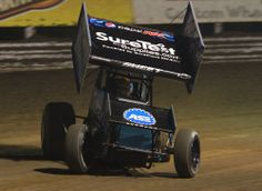 Motor'n News; Pittman Leads Kasey Kahne Racing Sweep on Sunday at Calistoga Sweet, Darrah join Pittman as first teammates to finish 1-2-3 in World of Outlaws STP Sprint Car Series competition