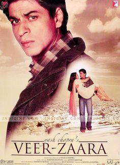 Shahrukh Khan and Preity Zinta - Veer-Zaara : I think he is such a versatile actor! Srk Movies, Movie Songs, Good Movies, Bollywood Stars, Bollywood Cinema, Francisco Lachowski, Jay Ryan, Boys Over Flowers, Free Bollywood Movies