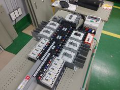 이지분전반 납품을 위해 제작중 gdelecs,  easydistributionboard,   powerboard,  powerdistributionboard Mixer, Music Instruments, Audio, Musical Instruments, Stand Mixer