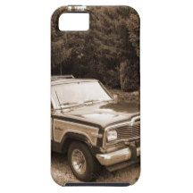 Great Woody iPhone 5 Covers