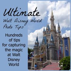Ultimate List of the Best Walt Disney World Photo Tips