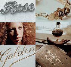 Harry Potter the Next Generation (8/16): Rose Nymphadora Granger-Weasley • December, 23rd 2005 • Gryffindor 1/2