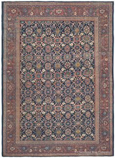 Antique Oriental Rugs Room Size Sultanabad