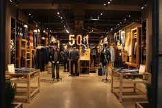 Levi's store - Meatpacking NYC