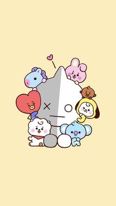 Looking for for inspiration for wallpaper?Check out the post right here for aesthetic wallpaper ideas. These cool background images will make you enjoy. Bts Kawaii, Bts Jimin, Bts Taehyung, Kk Project, Wallpaper Collection, K Drama, Bts Backgrounds, Bts Drawings, Bts Chibi