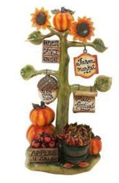 Harvest Signs