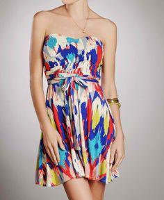 tube dress, Envi.