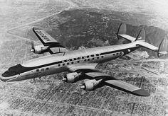 July 14, 1951: First flight of the Lockheed L-1049 Super Constellation.