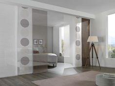 Weißer Flächenvorhang Aus Textil: Transparente Eleganz Für Zuhause