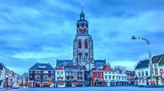 Spandoeken bij kerststal Bergen op Zoom wekken woede van VVD | NU - Het laatste nieuws het eerst op NU.nl