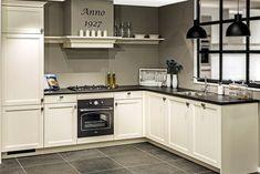 witte landelijke keuken - Google zoeken